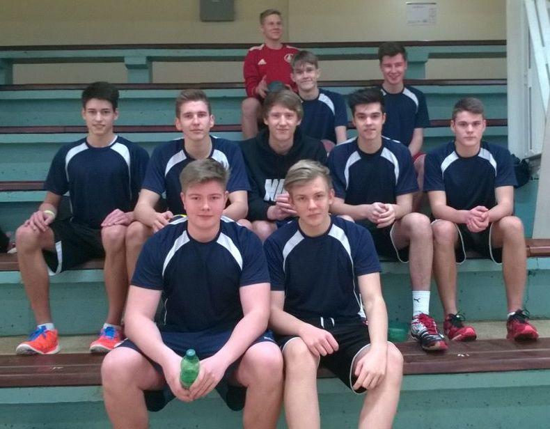 Mannschaft Regionalfinale Handball