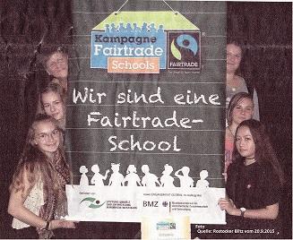 Fairtrade-Schule Erasmus-Gymnasium